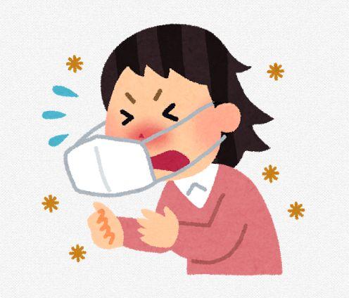 花粉症のイメージ画像
