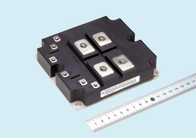 パワー半導体のイメージ画像