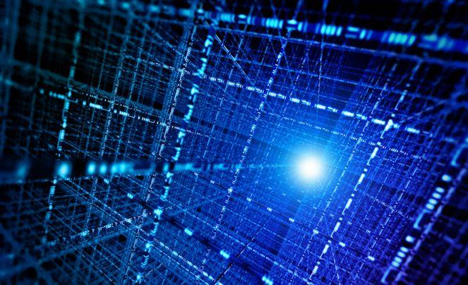 量子コンピューターのイメージ画像