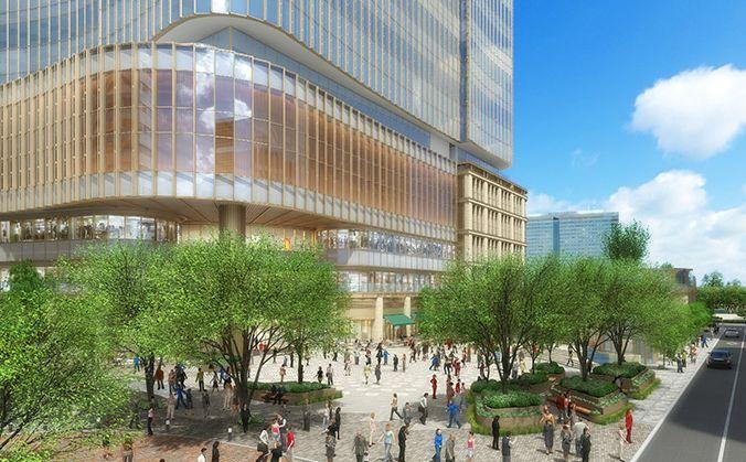 東京ミッドタウン日比谷のイメージ画像