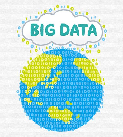 医療ビッグデータのイメージ画像