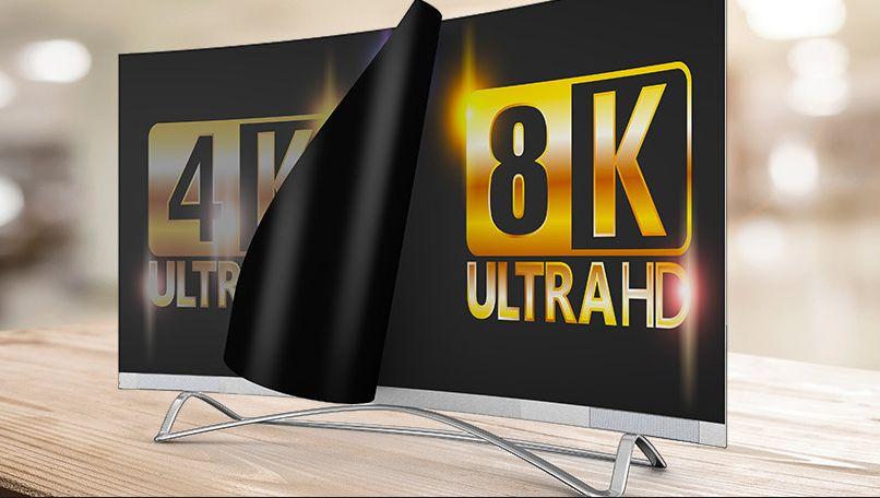 4K・8Kのイメージ画像