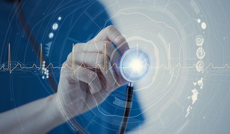 AI医療診断のイメージ画像