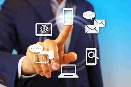 デジタル技術のイメージ